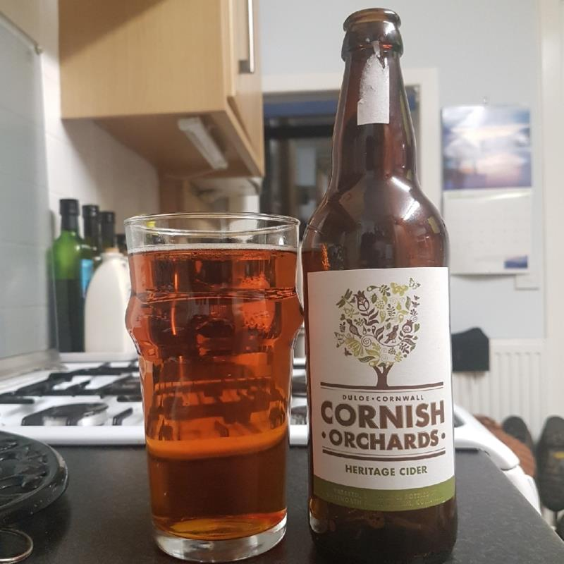 picture of Cornish Orchards Heritage Cider submitted by BushWalker