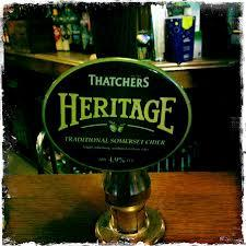 picture of Thatchers Cider Company Heritage Hand Pulled Cider submitted by lizsavage