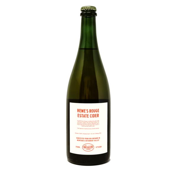 picture of Western Cider Company Hewe's Rouge submitted by KariB