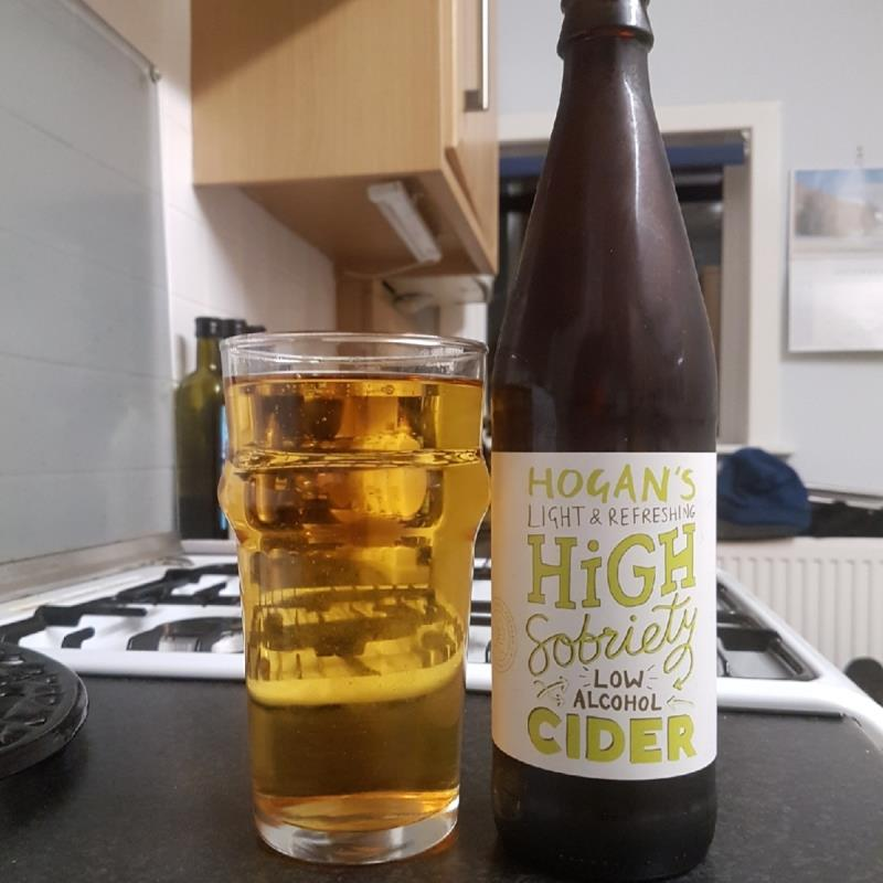 picture of Hogan's Cider High Sobriety submitted by BushWalker