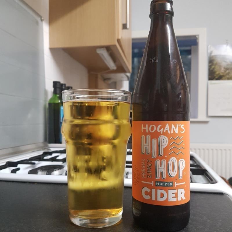 picture of Hogan's Cider Hip Hop submitted by BushWalker