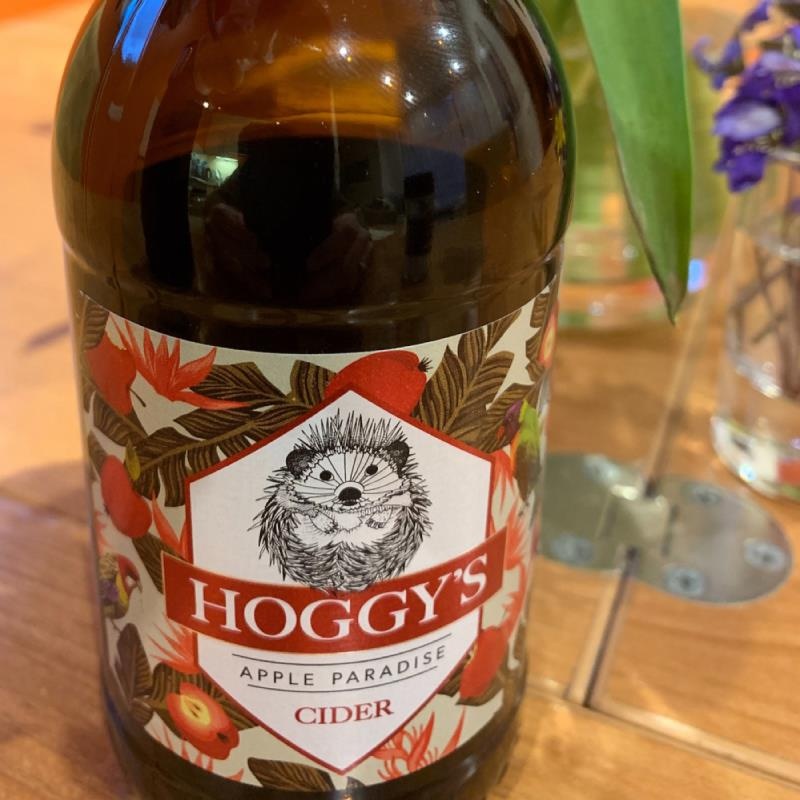 picture of AS A. Le Coq Hoggy's Apple Paradise Cider submitted by Argonaut