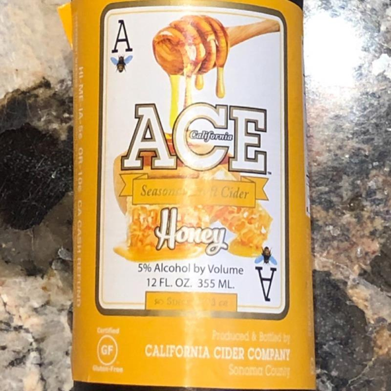 picture of ACE Hard Ciders Honey submitted by JGSM99