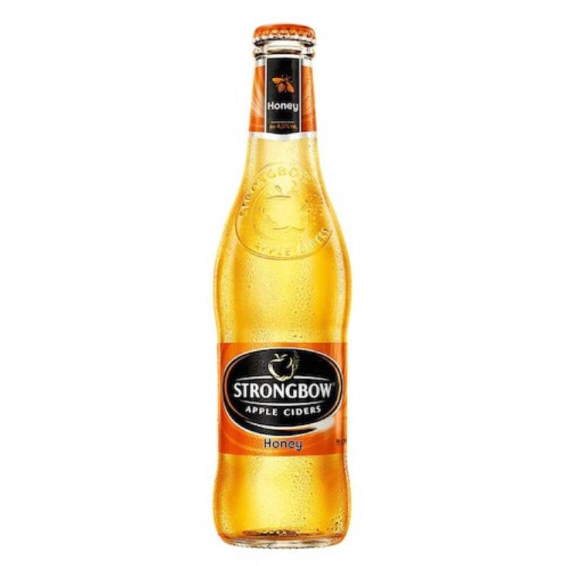 picture of Strongbow Hard Ciders Honey Apple submitted by LetsGetExcidered
