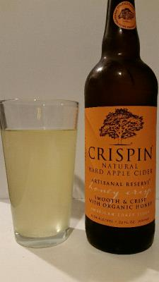 picture of Crispin Cider Company Honey Crisp submitted by david