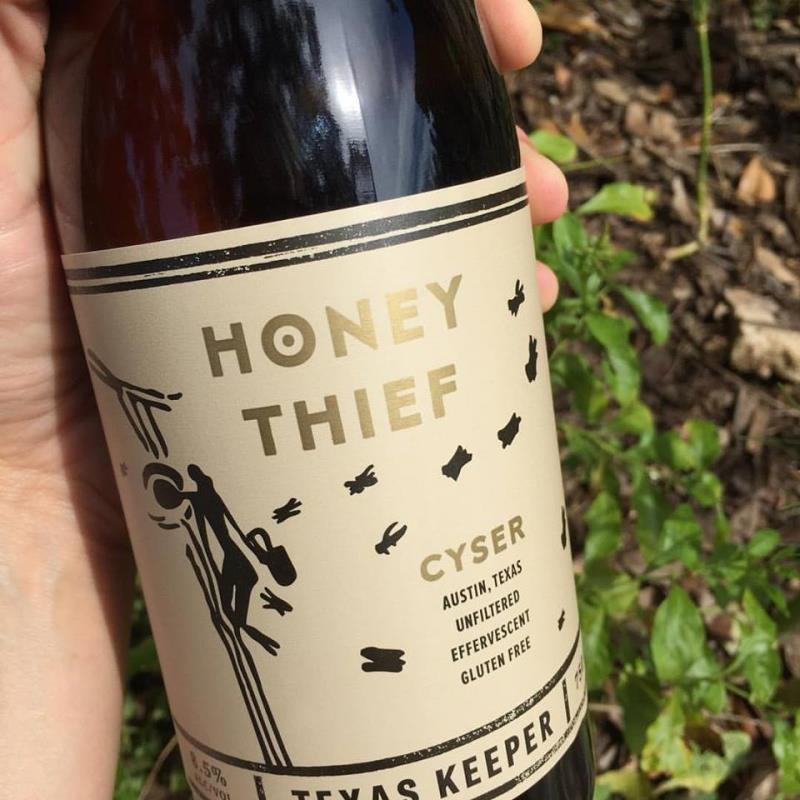 picture of Texas Keeper Cider Honey Thief submitted by KariB