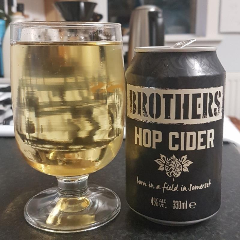 picture of Brothers Drinks Company Hop Cider submitted by BushWalker