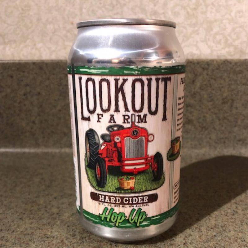 Hop Up from Lookout Farm Brewing - CiderExpert