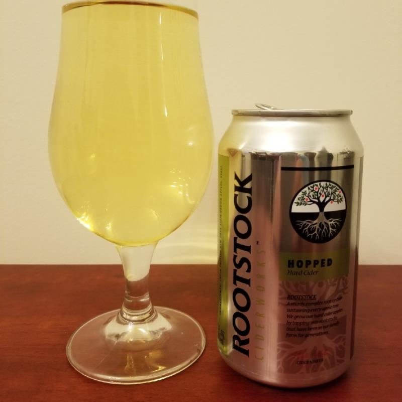 picture of Rootstock Ciderworks Hopped submitted by CiderTable