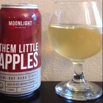 picture of Moonlight Meadery How do you Like them Little Apples? submitted by cidersays