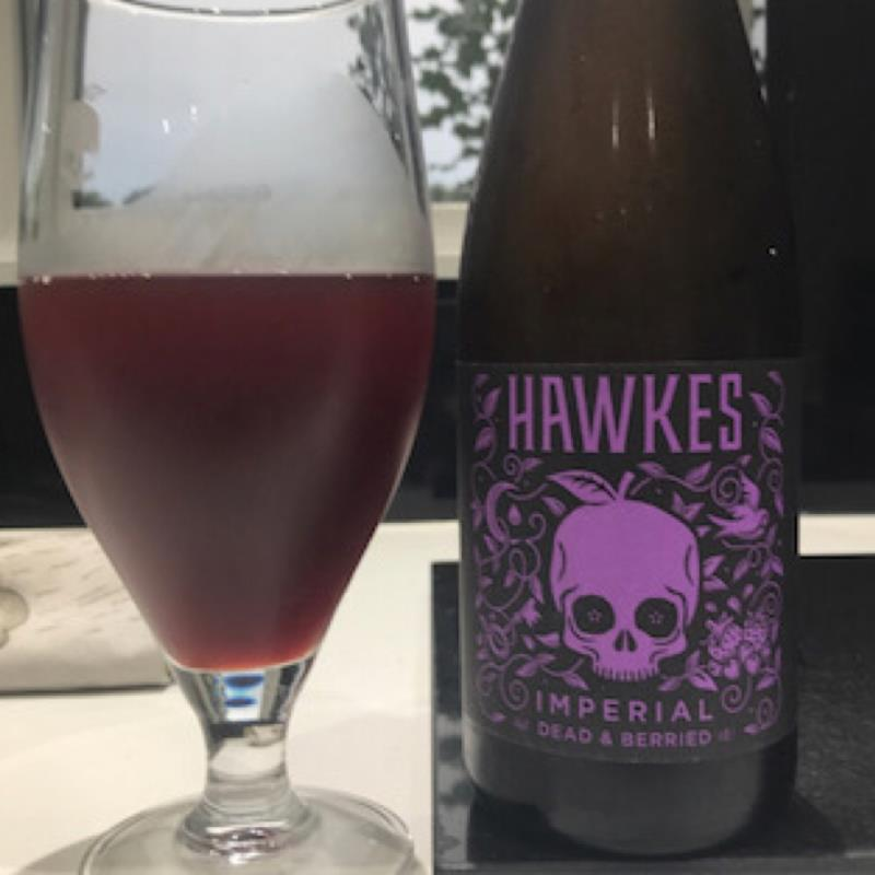 picture of Hawkes Cidery Imperial Dead & Berried submitted by Judge