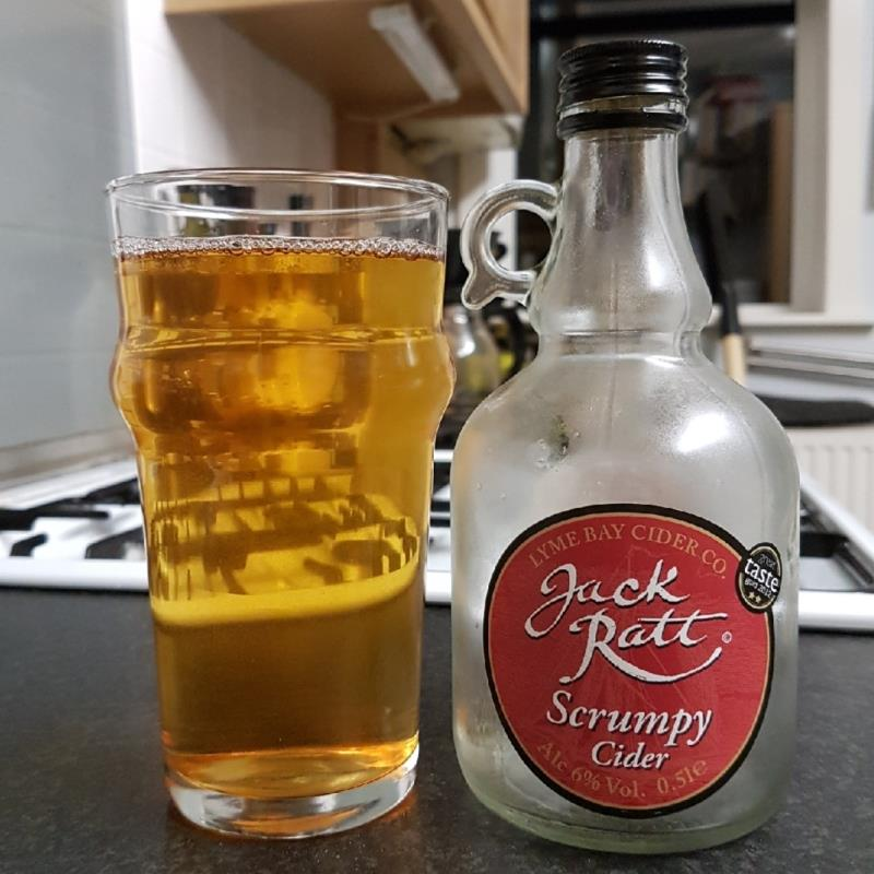 picture of Lyme Bay Winery Jack Ratt Scrumpy submitted by BushWalker
