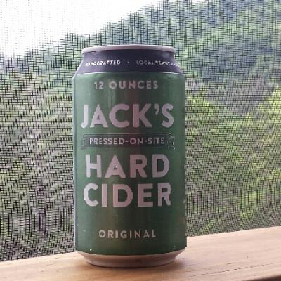 picture of Hauser Estate Winery Jack's Hard Cider Original submitted by Myopic_Celiac