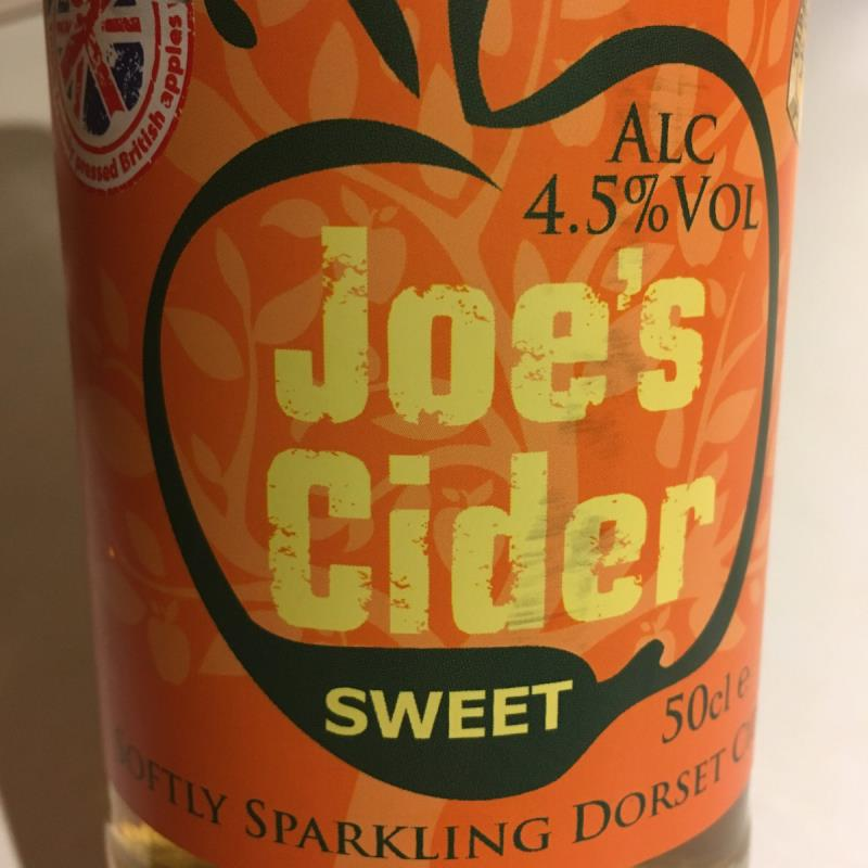 picture of Purbeck Cider Co Joe's Cider submitted by OxfordFarmhouse