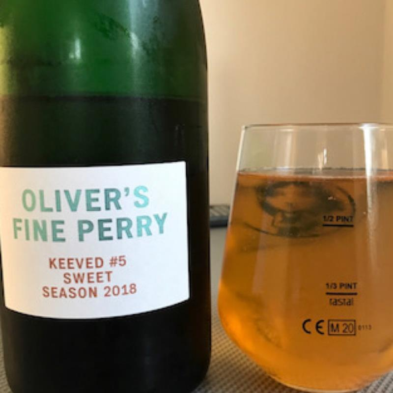 picture of Oliver's Cider and Perry Keeved #5 submitted by Judge