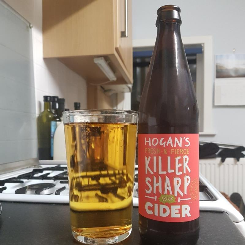 picture of Hogan's Cider Killer Sharp submitted by BushWalker