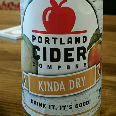 picture of Portland Cider Co. Kinda Dry submitted by Hugo