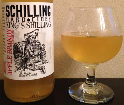 picture of Schilling Cider King's Shilling submitted by cidersays