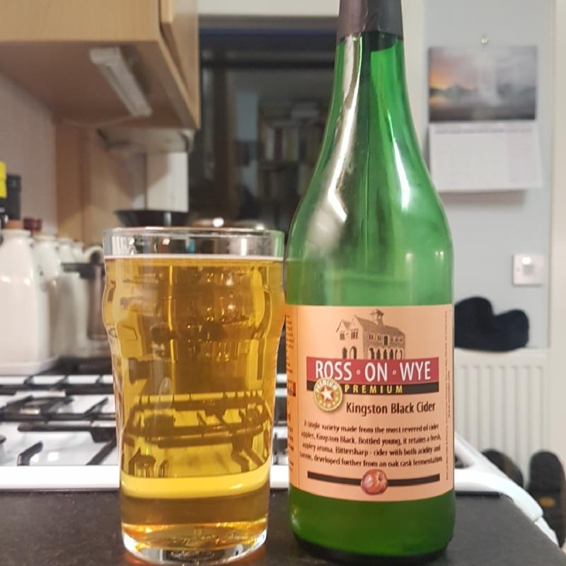 picture of Ross-on-Wye Cider & Perry Co Kingston Black submitted by BushWalker