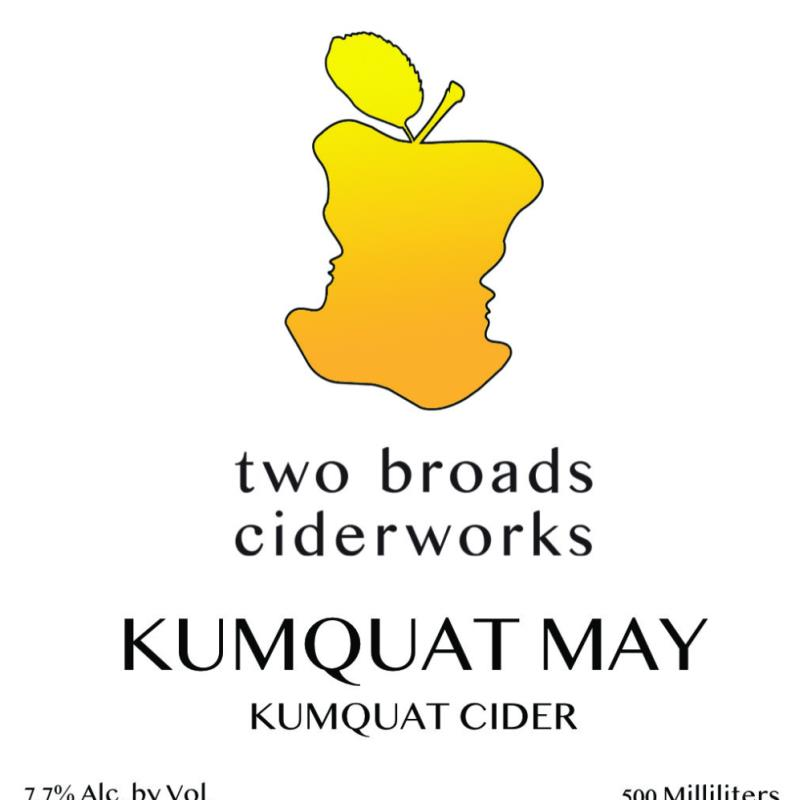 picture of Two Broads Ciderworks Kumquat May submitted by KariB
