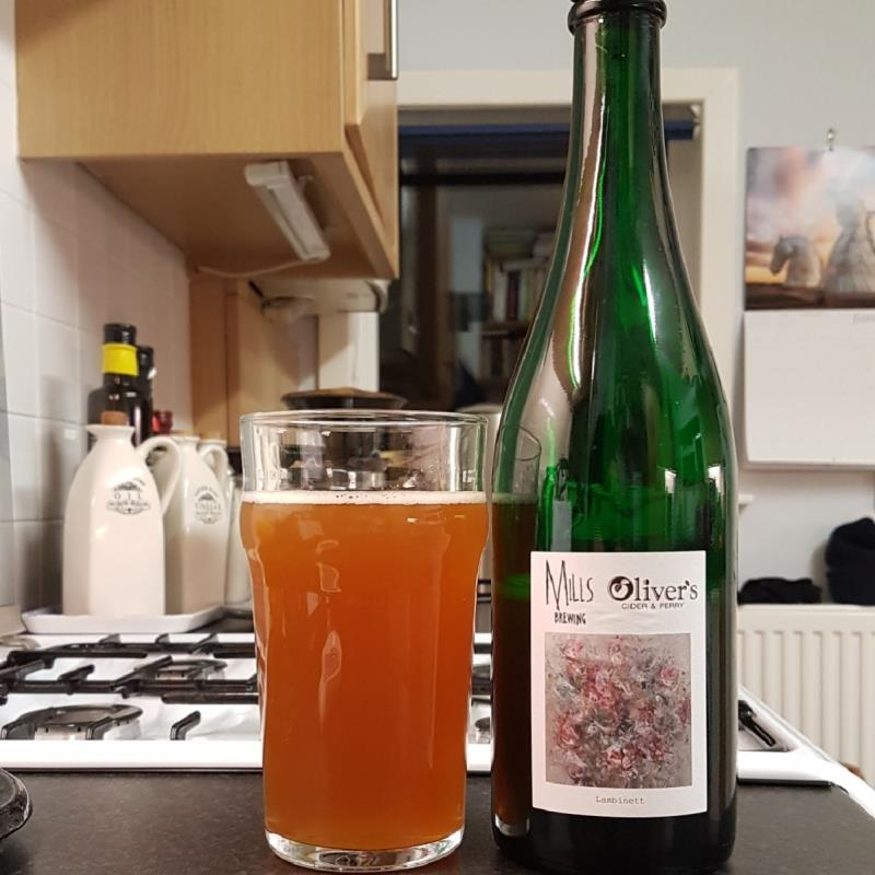 picture of Oliver's Cider and Perry Lambinett submitted by BushWalker
