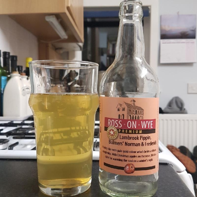picture of Ross-on-Wye Cider & Perry Co Lambrook Pippin, Bulmer's Norman & Frederick submitted by BushWalker