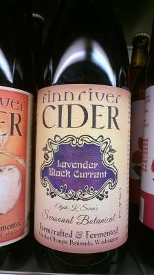picture of Finnriver Cidery Lavender Black Currant submitted by Slainte