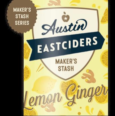 picture of Austin Eastciders Lemon Ginger Cider submitted by KariB