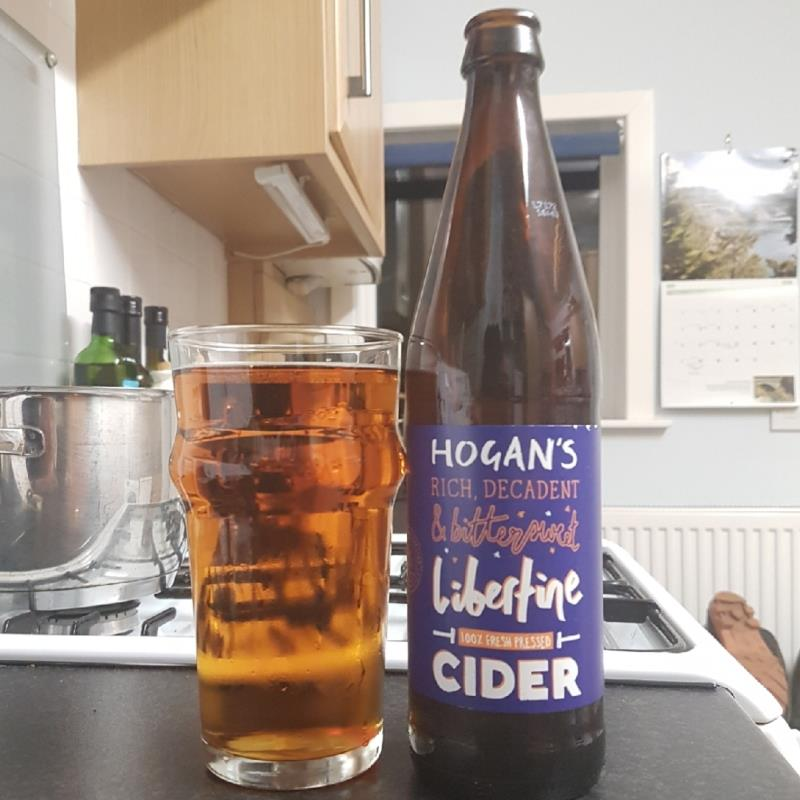 picture of Hogan's Cider Libertine submitted by BushWalker