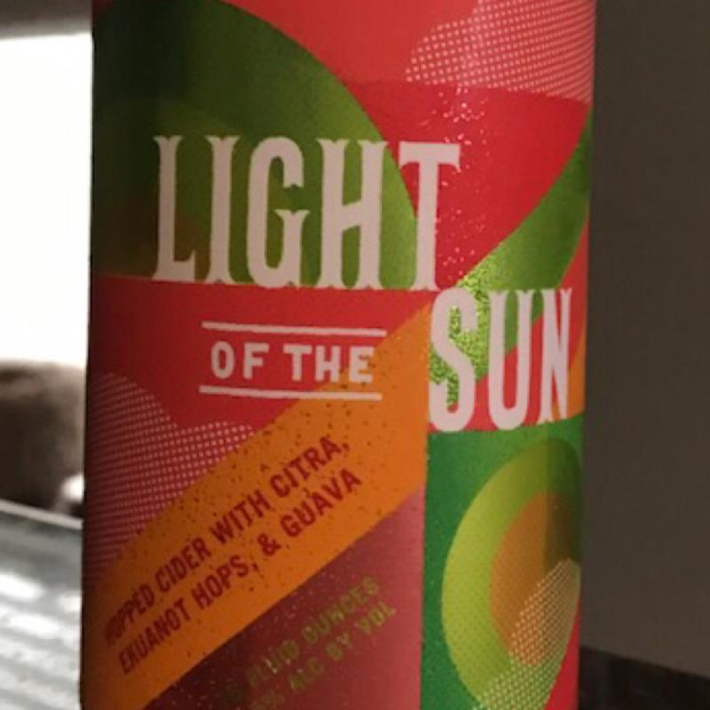 picture of Stormalong Light of the Sun (Citra & Ekuanot hops & Guava) submitted by KariB