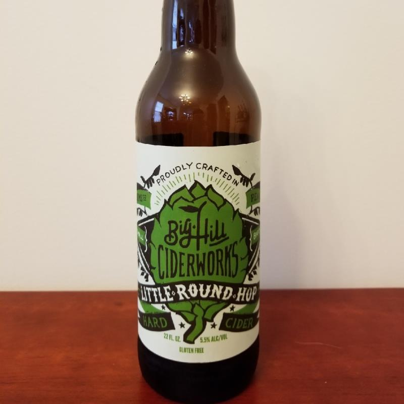 picture of Big Hill Ciderworks Little Round Hop submitted by CiderTable