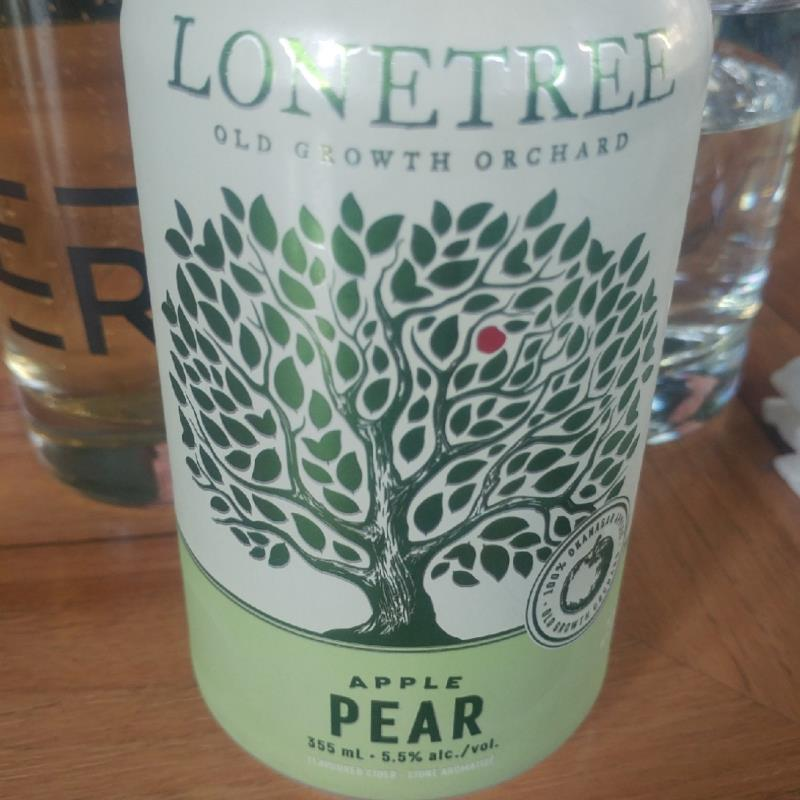 picture of Lonetree Lone tree Pear Apple Cider submitted by FaustianDeal