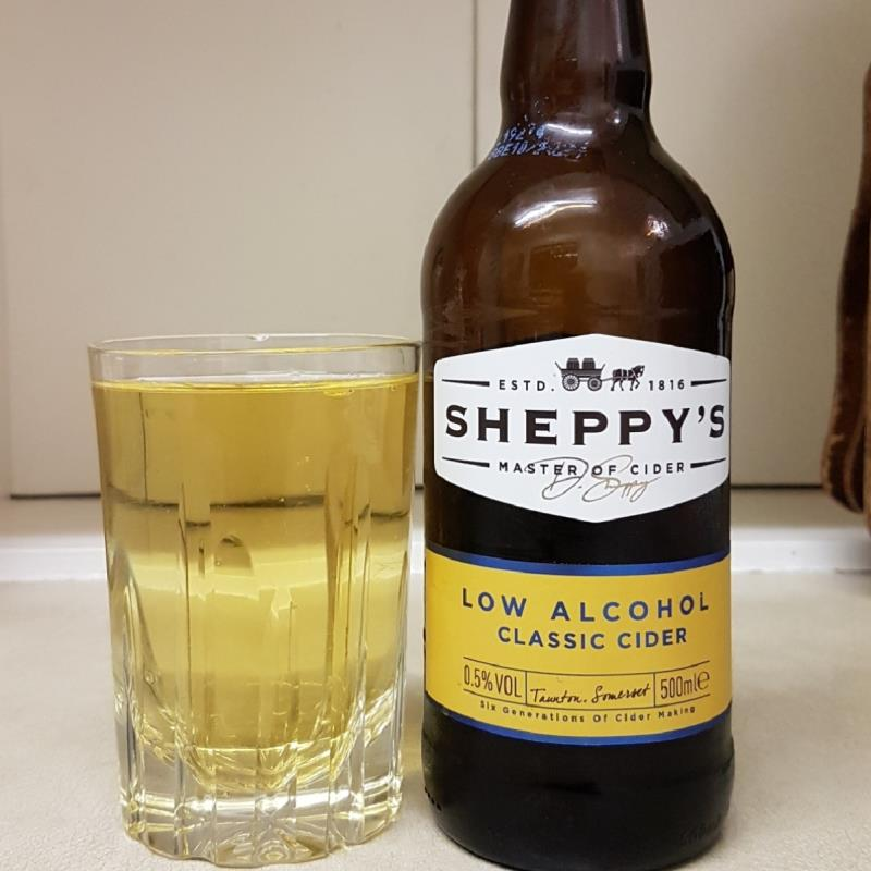 picture of Sheppy's Low Alcohol Classic submitted by BushWalker