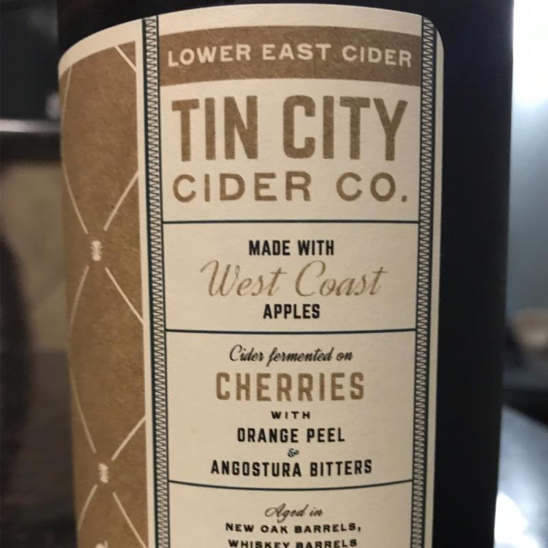 picture of Tin City Lower East Cider submitted by KariB