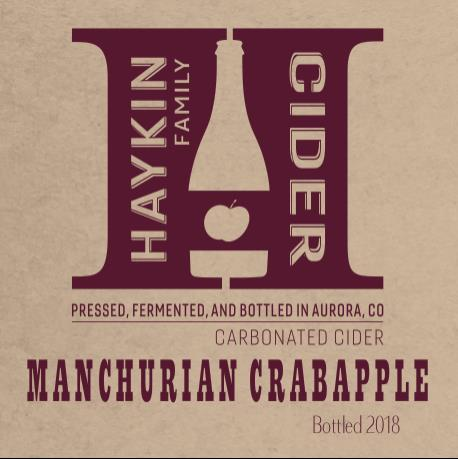 picture of Haykin Family Cider Manchurian Crab Apple Blend submitted by KariB