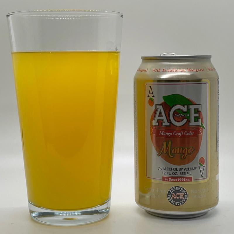 picture of ACE Hard Ciders Mango submitted by PricklyCider