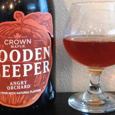 picture of Angry Orchard Maple Wooden Sleeper submitted by cidersays