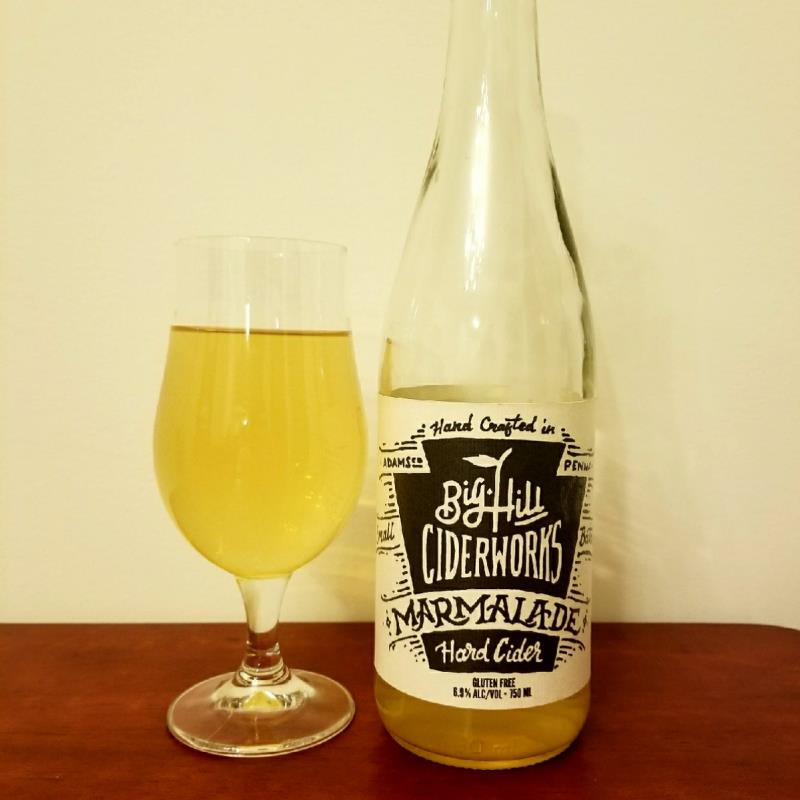 picture of Big Hill Ciderworks Marmalade submitted by CiderTable