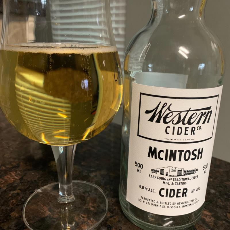 picture of Western Cider Company McIntosh submitted by KariB