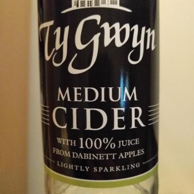 picture of Ty Gwyn Medium Cider submitted by lwa04njw
