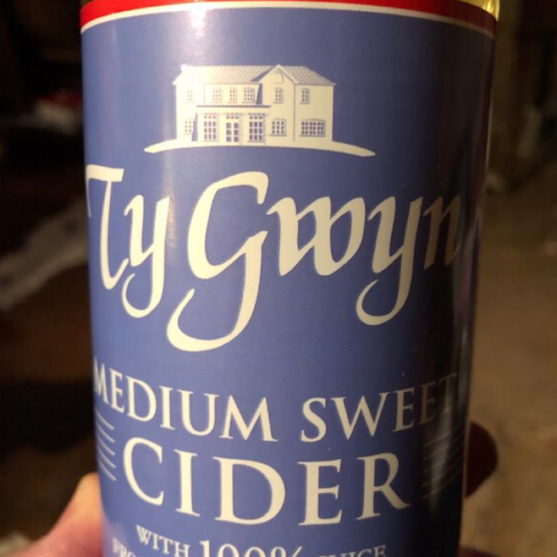 picture of Ty Gwyn Brown's Medium Sweet Cider submitted by OxfordFarmhouse