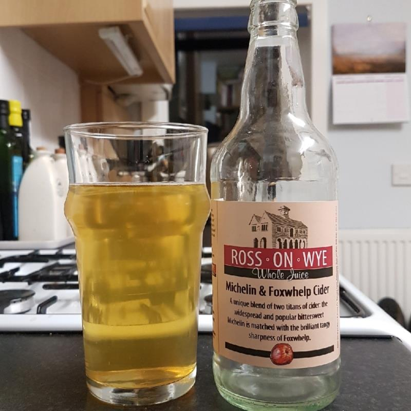 picture of Ross-on-Wye Cider & Perry Co Michelin & Foxwhelp submitted by BushWalker