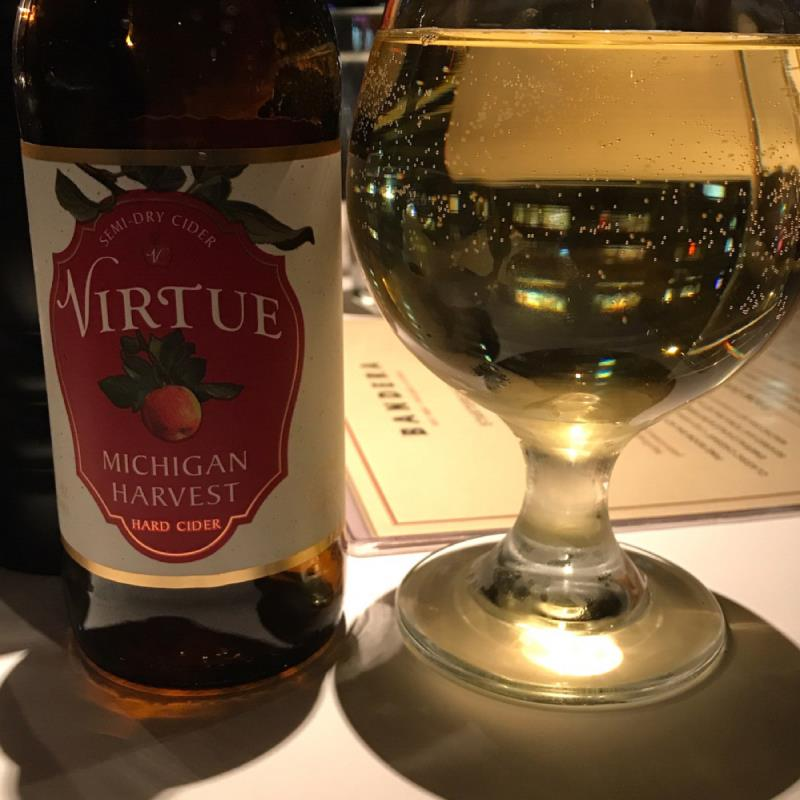 picture of Virtue Cider Michigan Harvest submitted by JjCamins