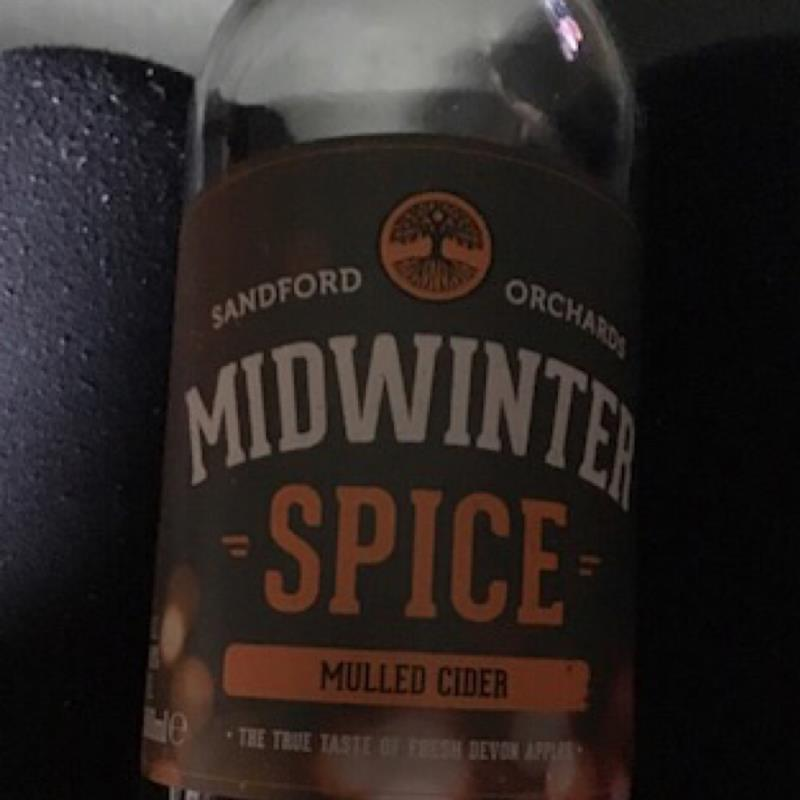 picture of Sandford Orchards Midwinter Spice submitted by pubgypsy