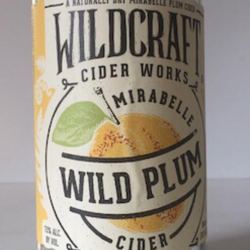 picture of Wildcraft Cider Works Mirabelle WILD PLUM submitted by david