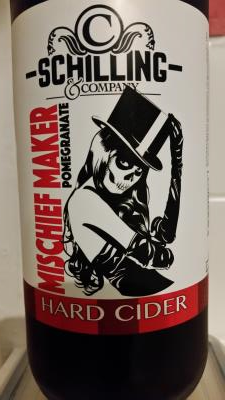 picture of Schilling Cider Mischief Maker Pom submitted by david