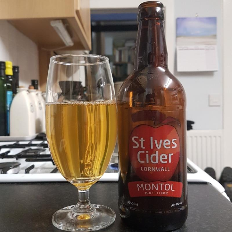 picture of St Ives Cider Montol Mulled submitted by BushWalker