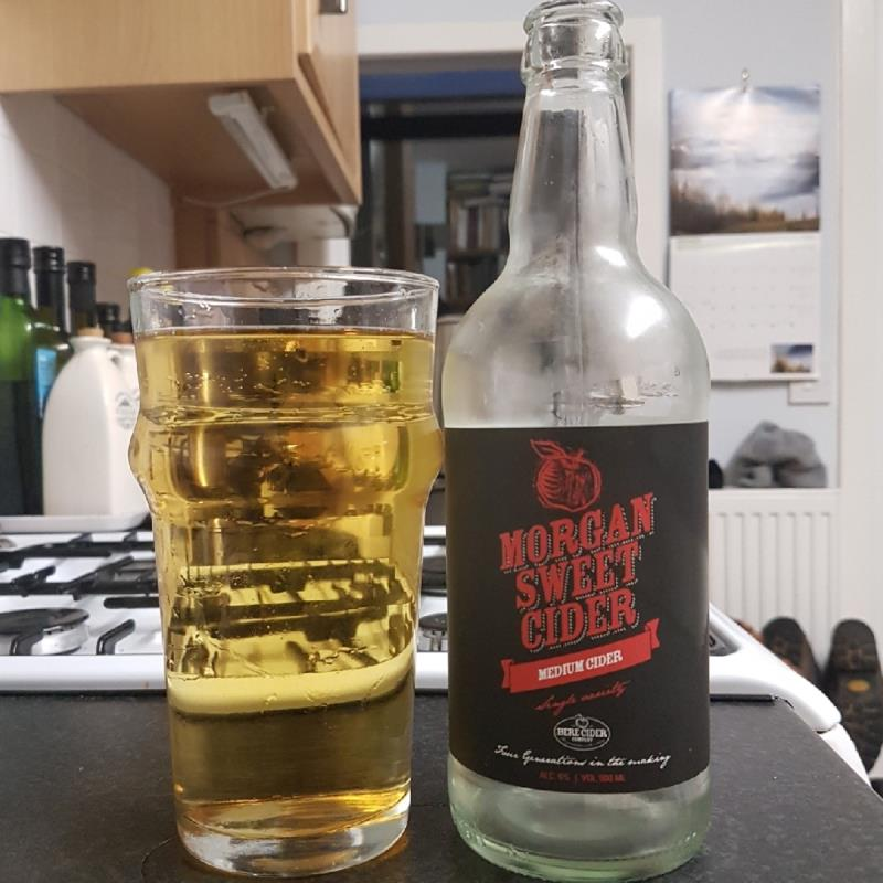 picture of Bere Cider Company Morgan Sweet submitted by BushWalker