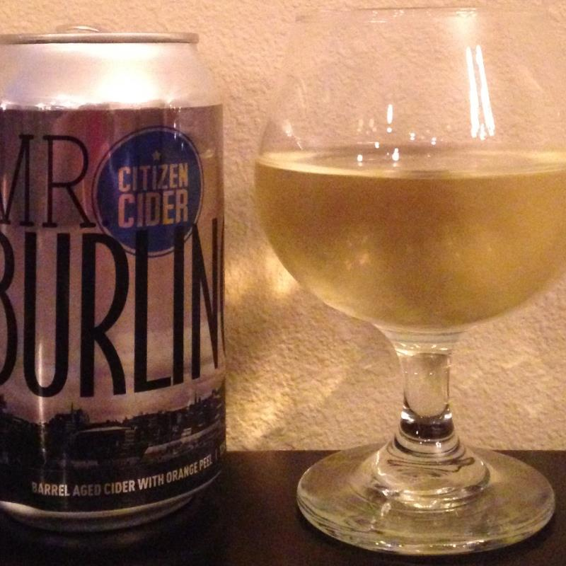 picture of Citizen Cider Mr. Burlington submitted by cidersays