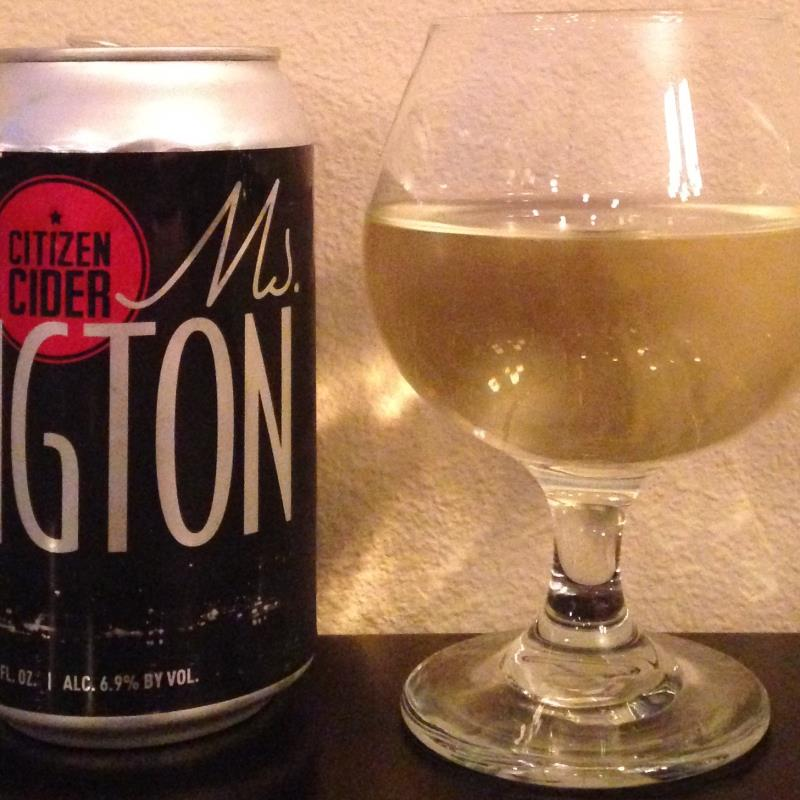 picture of Citizen Cider Ms. Burlington submitted by cidersays